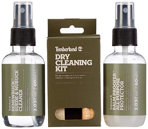 Timberland Travel Kit Plus Shoe Care Product, no color, OS 0X US