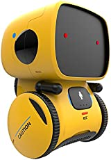 REMOKING Robot Toy, Educational Stem Toys Robotics for Kids,Dance,Sing,Speak Like You,Recorder,Touch and Voice Control, Great Gifts for Kids