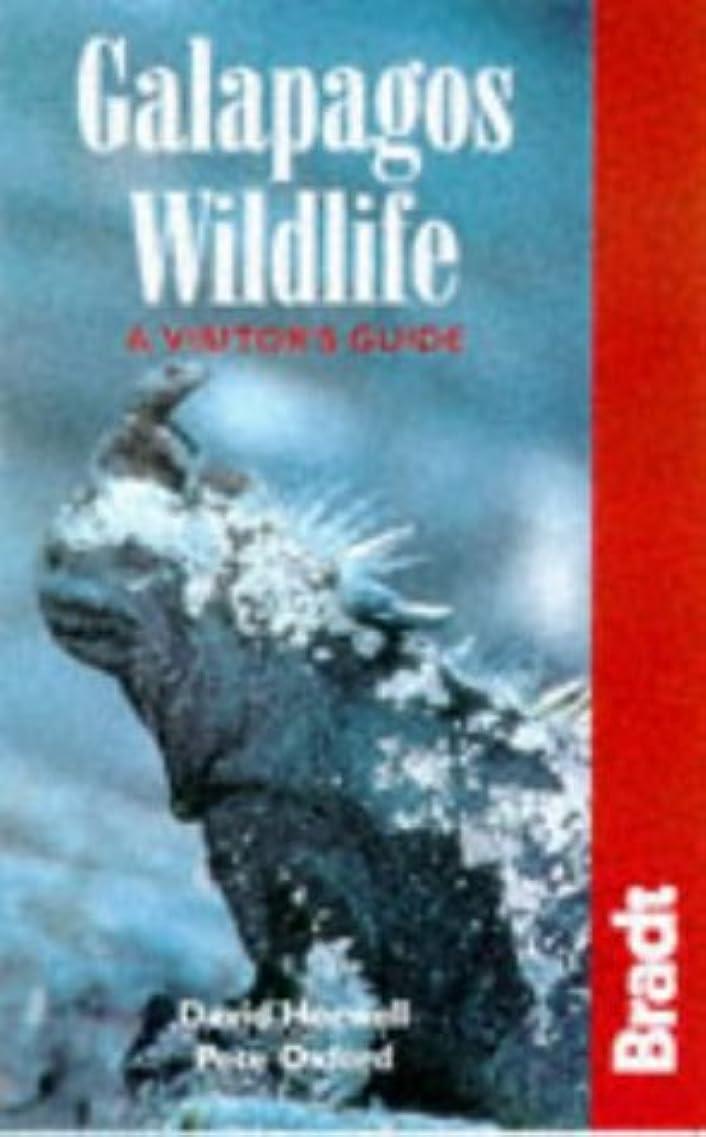 移民勇者第三Galapagos Wildlife: A Visitor's Guide (Bradt Travel Guide Galapagos Wildlife)