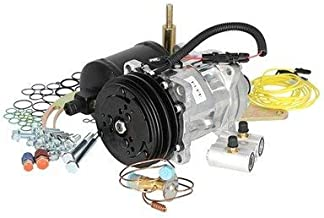 air conditioner compressor for john deere tractor