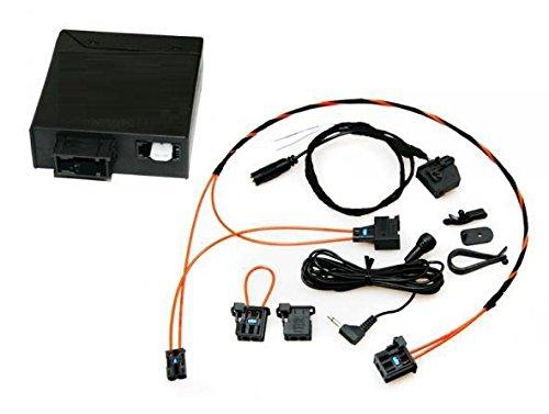 FISCON Bluetooth®-Freisprecheinrichtung Pro für Mercedes (Most) mit Audio 20, Adio 50 APS, Comand NTG 1, Comand NTG 2