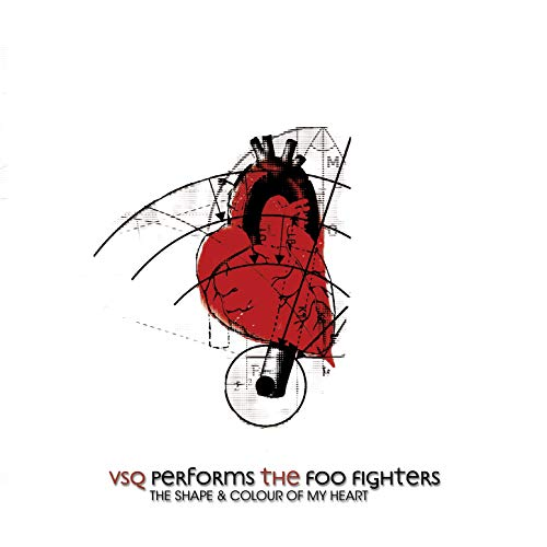 VSQ Performs Foo Fighters: The Shape & Colour of My Heart