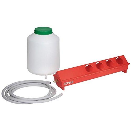 Abreuvoir COPELE automatique pour poussins 50 cm POULE kit automatique ou abreuvoir pour oiseaux kit bebedero auto