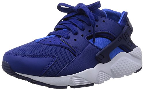 Nike Huarache Run (GS), Zapatillas de Running Niños, Azul (DP Ryl Bl/DP Ryl Bl-Hypr CBLT), 35 1/2