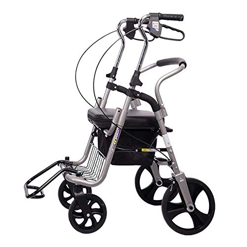Drive Medical Walker ruedas rollo postura erguida Walker súper ligero