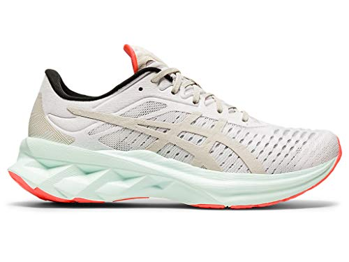 ASICS Tiger Novablast SPS White/Smoke Grey 7.5 B (M)