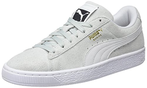 Puma Unisex-Erwachsene Suede Classic Sneaker, Blau (Blue Flower White), 36 EU
