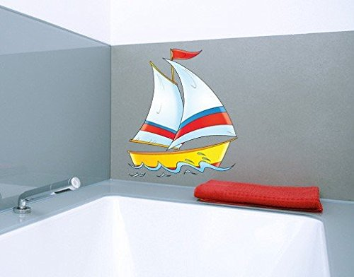 Vinilo adhesivo no.55 Catboat , Größe:90cm x 77cm