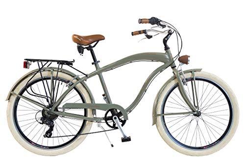 Via Veneto by Canellini Bicicletta Bici Citybike CTB Uomo Vintage American Cruiser Retro Via Veneto...