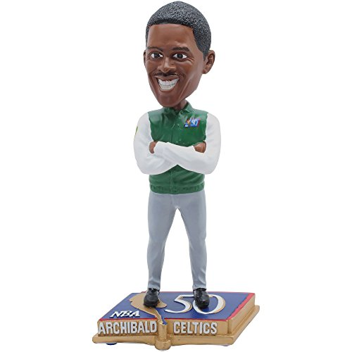 Nate Archibald Boston Celtics 50 Greatest NBA Players Bobblehead NBA
