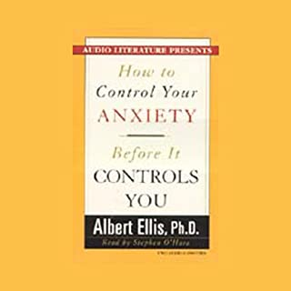 How to Control Your Anxiety Before It Controls You audiobook cover art