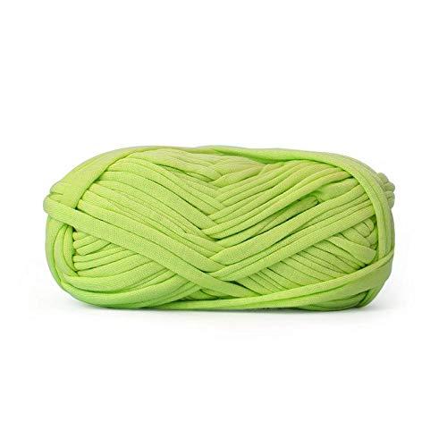 Weshcun 100g dubbel breien katoen garen warme bank kussen sjaal kleur trui met de hand gebreide doek met de hand geweven wol garen mand