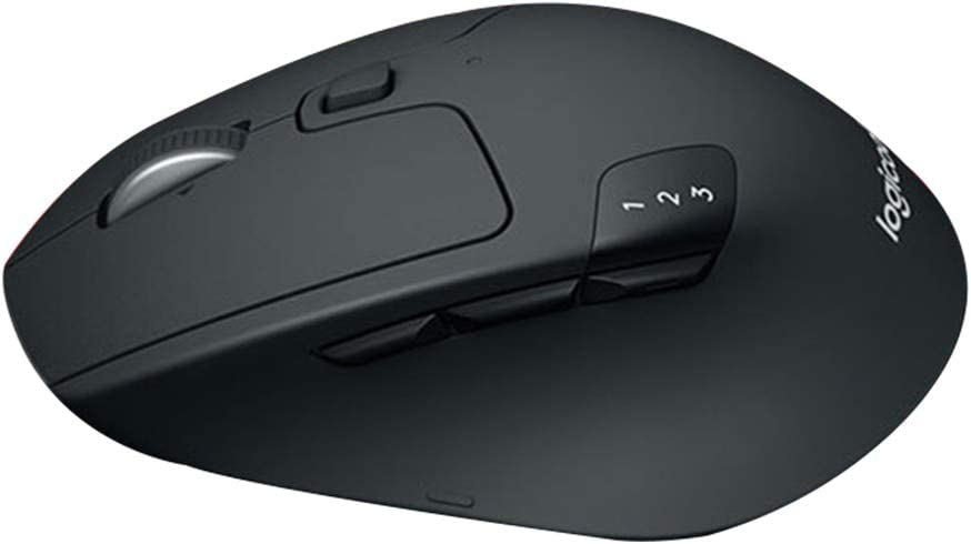 Multi-Device Wireless Mouse Bluetooth 2.4GHz Dual-Mode Gaming Mouse Desktop PC Laptop 8 Buttons Cordless Mice
