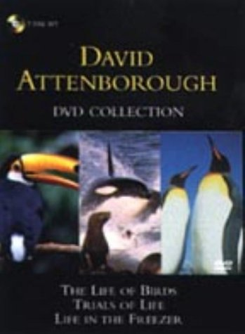 David Attenborough Collection - Trials Of Life, Life In The Freezer, Life Of Birds