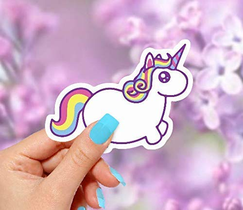 Unicorn Sticker - for 2021 Laptops Cell and Water Phones Department store Bottles