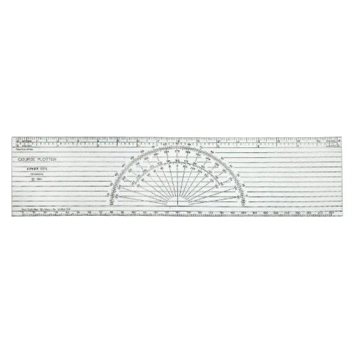 Course plotter/regla (Winkler, curso de trazado), LINEX 2815: Amazon.es: Deportes y aire libre