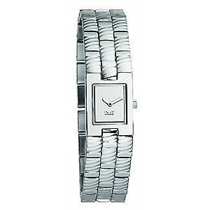 Dolce & Gabbana na Saddle DW0553 – Reloj de Mujer, Correa de