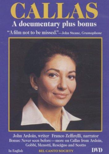 Callas [1978]: A documentary plu...