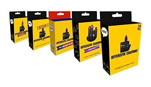 Adult Crayons Bundle Pack