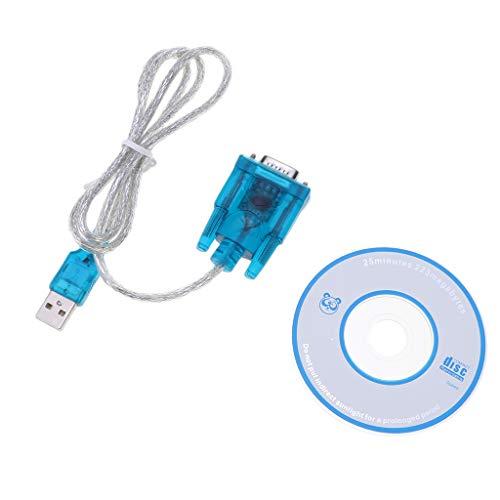 #N/a Cable Adaptador USB RS232 en Serie para Win98, 98SE, Me, 2000, XP, OS8.6