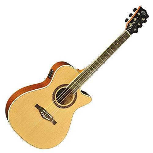 Eko One 018 CW EQ Elektroakustische Gitarre, Natur