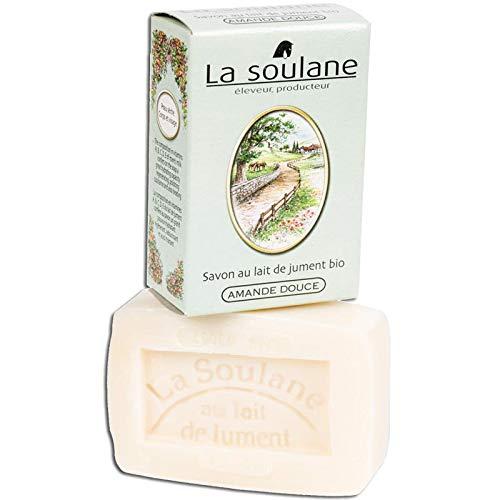 Die soulane–Seife im Stutenmilch Bio Mandeln die soulane 100g