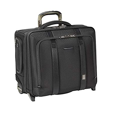 Stylish Rolling Briefcase for Lawyers