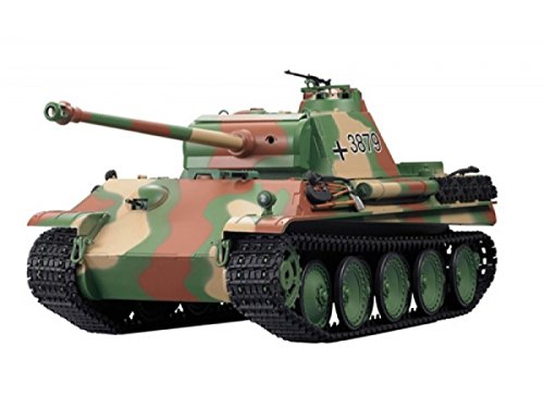 RC Panzer 3879-1 HENG LONG GERMAN PANTHER TYPE G