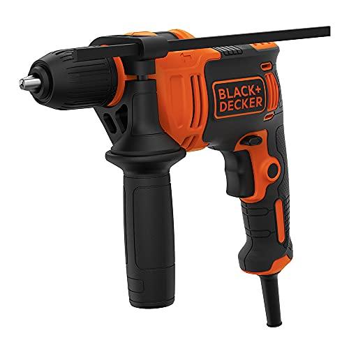 BLACK+DECKER Hammer Drill, 6.5-Amp, 1/2-Inch (BEHD201)