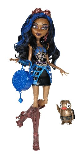 Monster High - Muñeca Robecca Steam; hija del Doctor Chiflado (Mattel Y6272)
