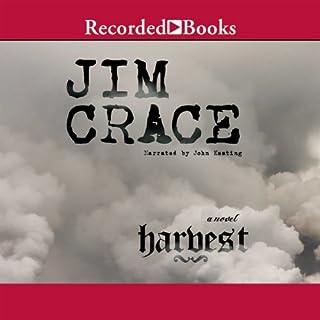 Harvest audiobook cover art