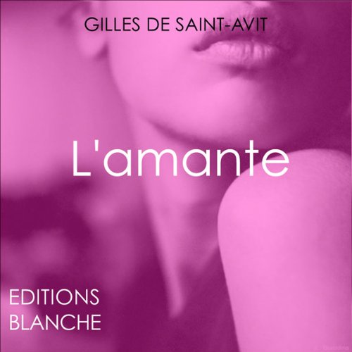 L'amante audiobook cover art