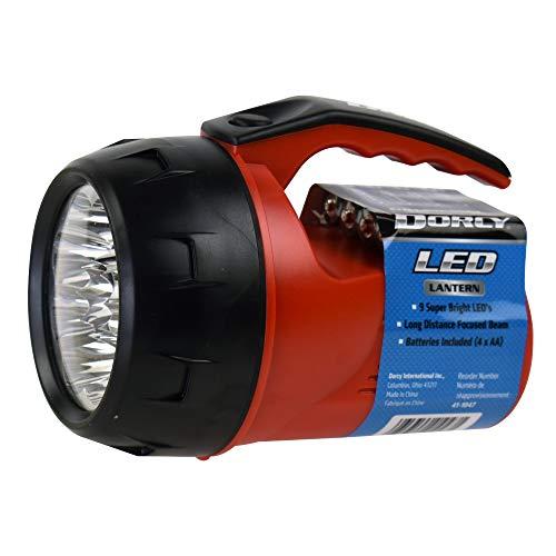 Dorcy Handheld Flashlight/Spot Light, 41-1047
