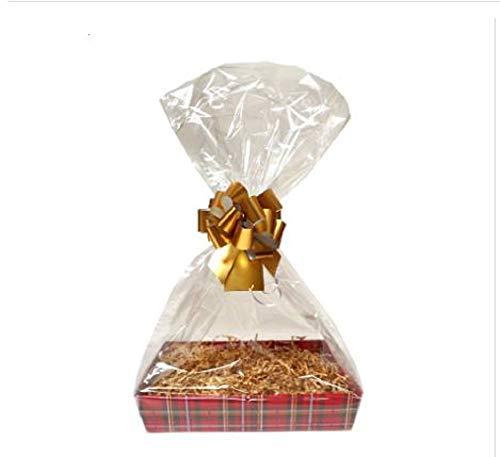 Kit completo per cesto regalo, perfetto per creare un regalo unico e personalizzato per una persona speciale nel suo giorno speciale (perfetto per tutte le occasioni).