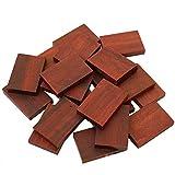 木彫り 木彫りブロックグループは 初心者の初心者に適した 初心者のための初心者に適しています  30*10*1.2cm 11.8*3.9*0.4inch