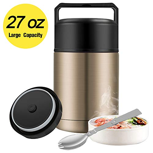 Thermos Food Jar For Hot Food and Soup