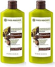 YVES ROCHER Botanical Hair Care Nutri-Repair Shampoo 300 ml x 2 pcs.
