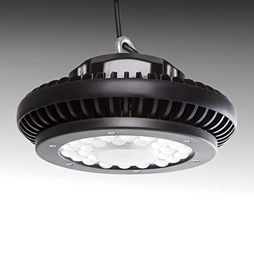Greenice | Campana LED UFO IP65 90º 100W 11000Lm 50.000H | Blanco Frío