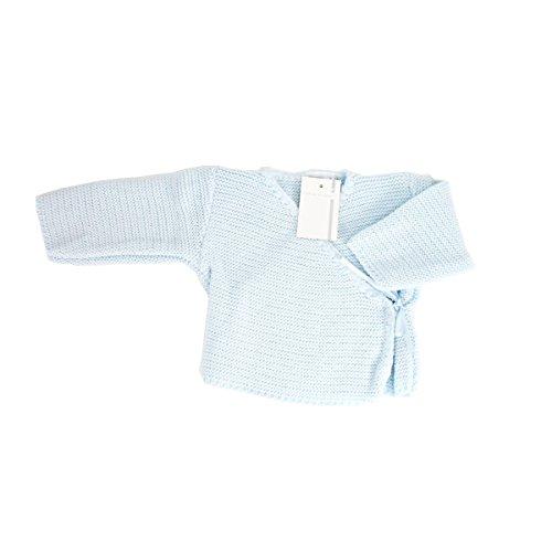 Cache-coeur pour bébé 0 à 3 Mois bleu