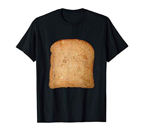 Toastbrot Toast Party Fasching Karneval Kostüm Verkleidung T-Shirt