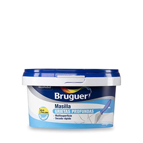 Bruguer Masilla Grietas Profundas Blanco 500 gr