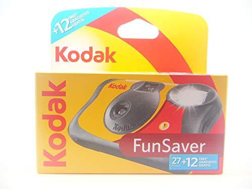 Cámara desechable con Flash de Kodak FUNFLASH