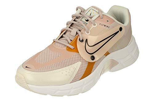 Nike Mujeres Alphina 5000 Running Trainers CK4330 Sneakers Zapatos (UK 3.5 US 6 EU 36.5, Platinum Violet Black 002)
