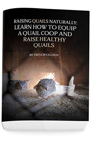 Raising Quails Naturally: Learn How To Equip A Quail Coop And Raise Healthy Quails by [Trevor Ollsen]