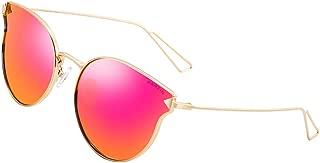 Classic Women Polarized Sunglasses PARZIN Men Oversized Eyewear UV Protective