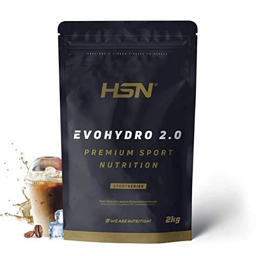 EVOHYDRO 2.0 (HYDRO WHEY) 2Kg CAFÉ HELADO