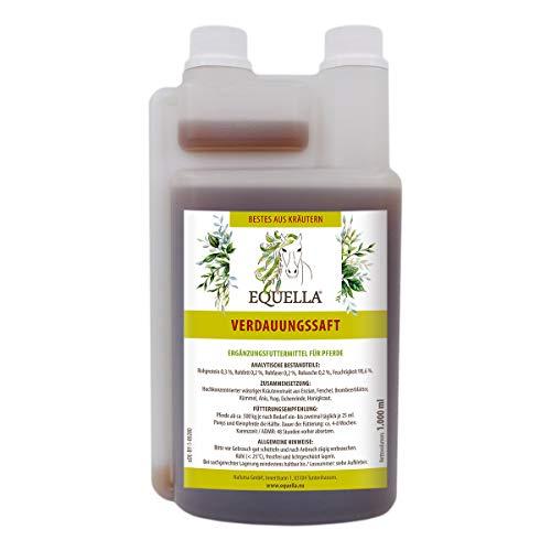 EQUELLA - Verdauungssaft (1 Liter) - Bestes aus Kräutern