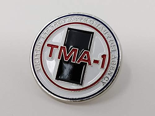 2001年宇宙の旅 TMA-1 モノリス エンブレムロゴピンバッジ