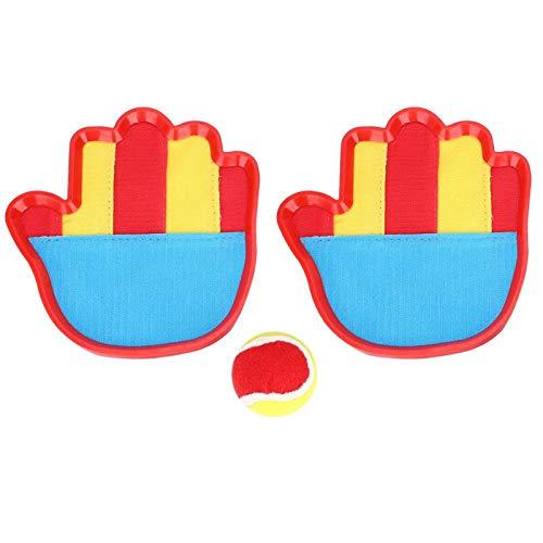 Práctico Juguete Deportivo para niños, Juego de lanzar y atrapar, para Divertidas Fiestas de cumpleaños, Juegos en el Patio Trasero