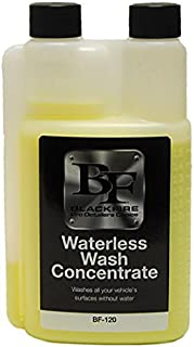 waterless wash concentrate